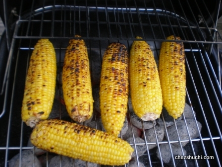 Bhutta/ Corn on the cob