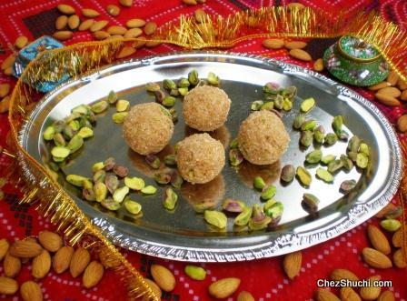 choorma laddu