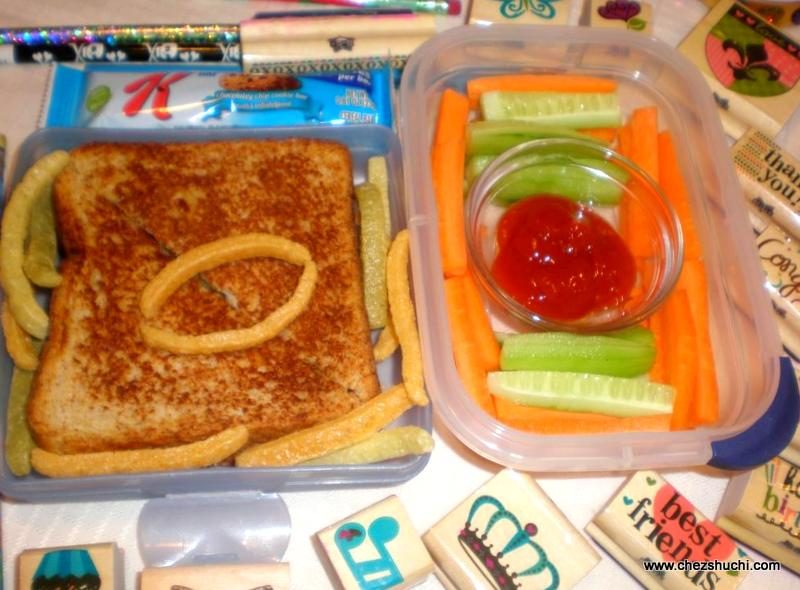 sandwich for lunch boxes