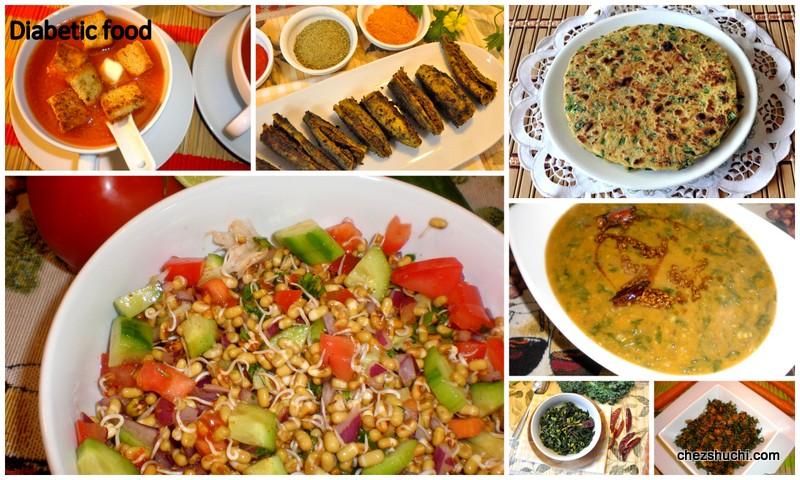 gujarati raw food diabetes diet