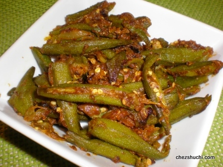 bhindi do pyaja