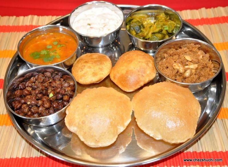 Food for navmi pooja ka khana forumfinder Image collections