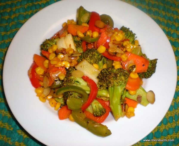 Garden Vegetable Medley