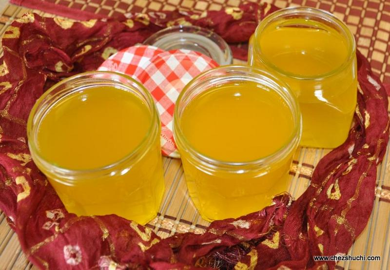 Ghee Making