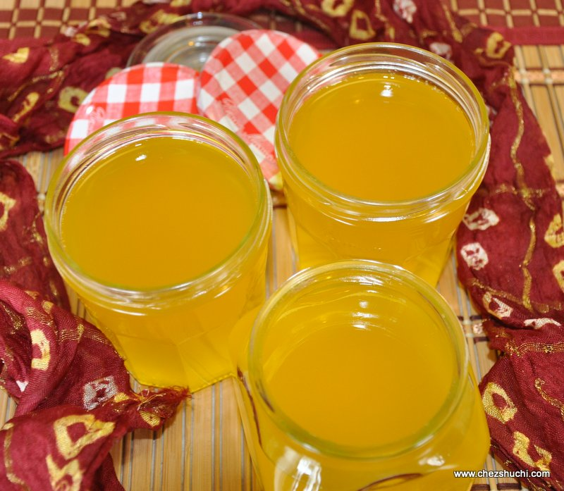 ghee making at home