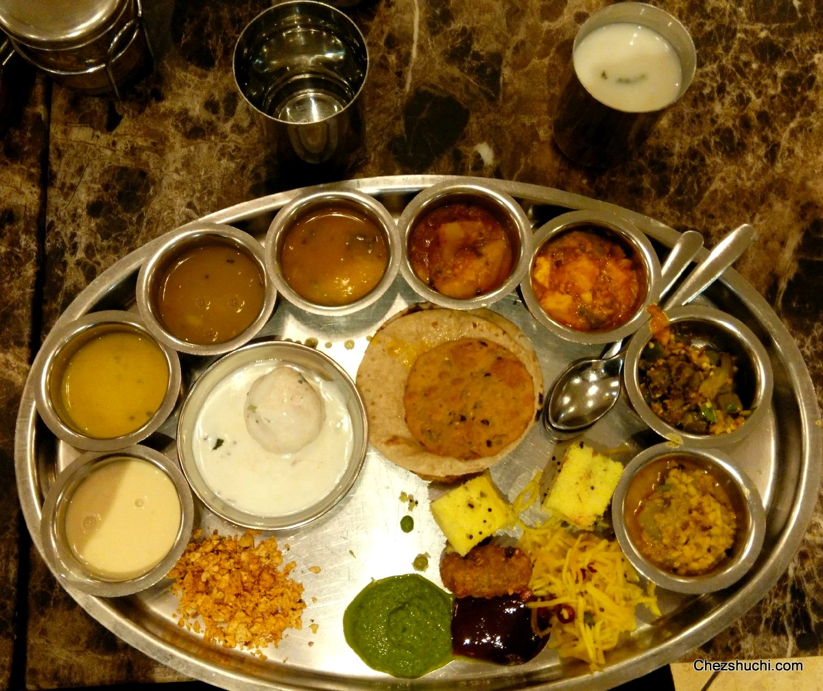 Daily comfort food for Abhiruchi south north indian cuisine
