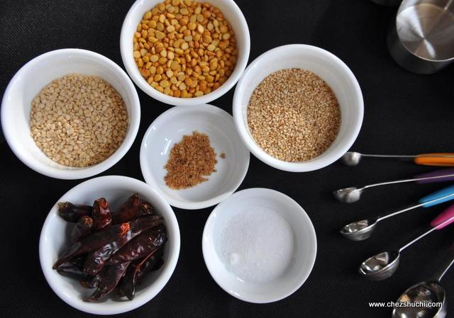 ingredients for malgapodi