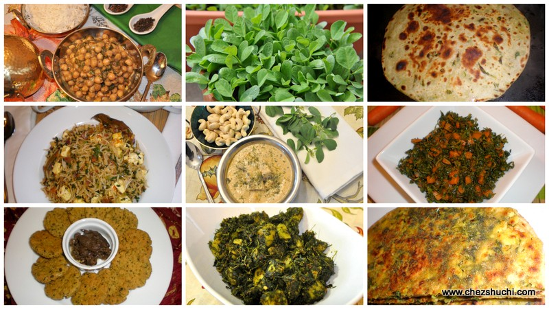 methi delicacies