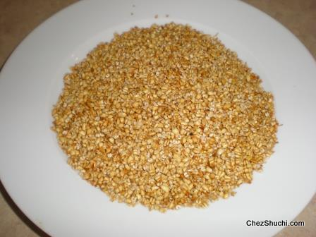 roasted oat