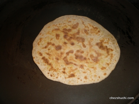 ingredients for filling pooran poli