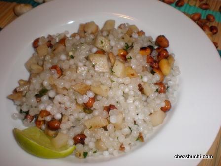 Vrat ka khana vrat mein kya khayen vrat recipes sabudana pulav forumfinder Image collections