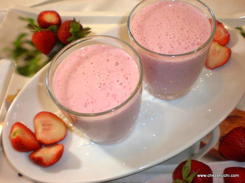 Image result for अब आप घर पर सरलता से बना सकते है स्ट्रॉबेरी लेमोनेड