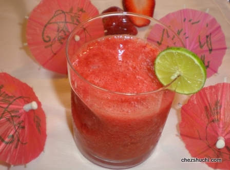 Strawberry Slush