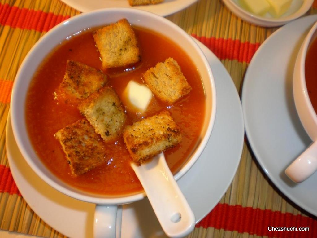 Carrot soup recipe gajar ka soup recipe cream of carrot soup
