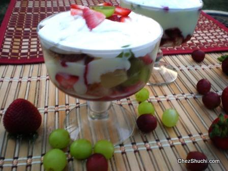 classic trifle