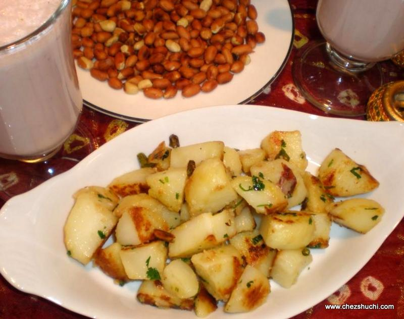 Roasted Aloo
