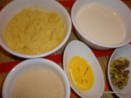 moongdalbarfi ingredients